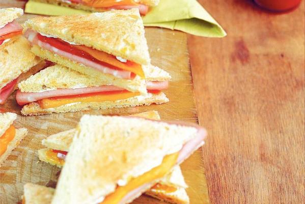 mortadella sandwiches