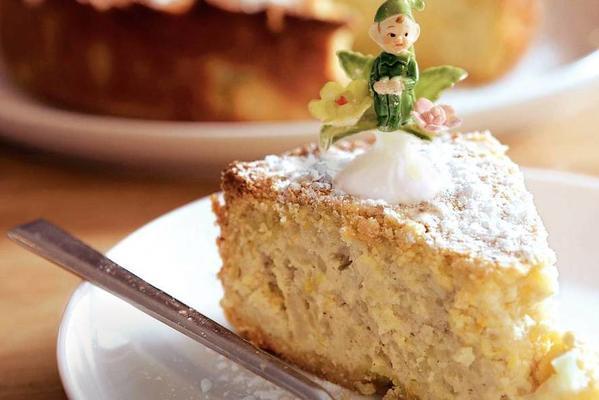 pastiera napoletana (neapolitan Easter cake)