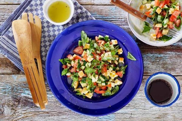 Italian bread salad