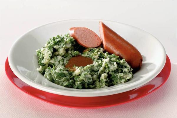 hearty kale stew