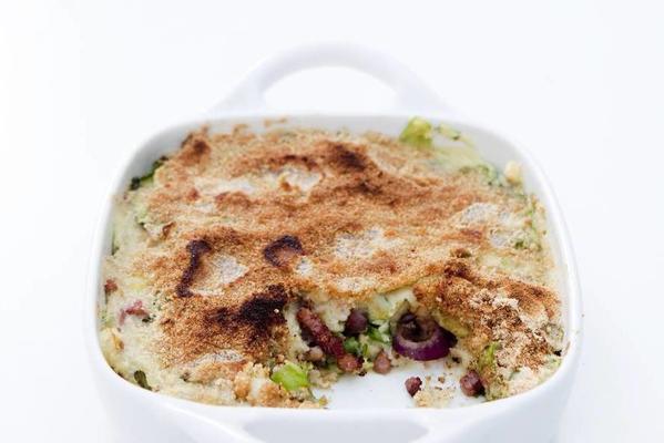 potato-endive dish of ilona