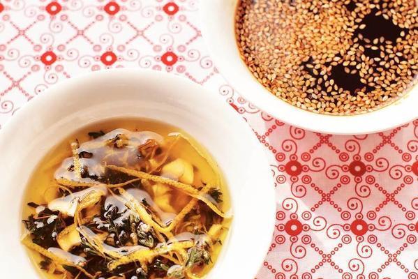marinade soy-honey-sherry