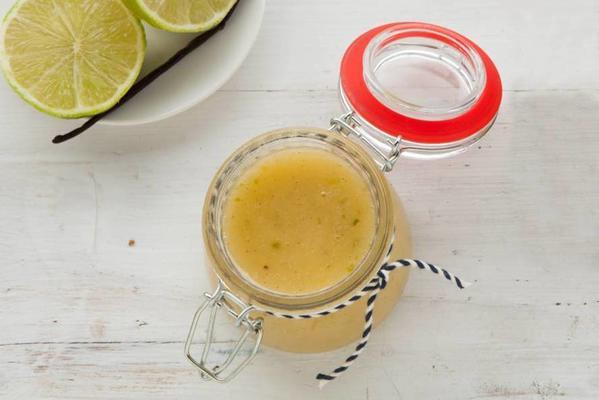 coconut-lime curd