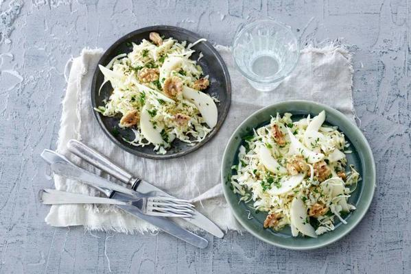 coleslaw with maple syrup