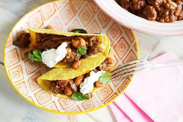 mexican stew with beans