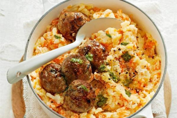 stew and thyme meatballs