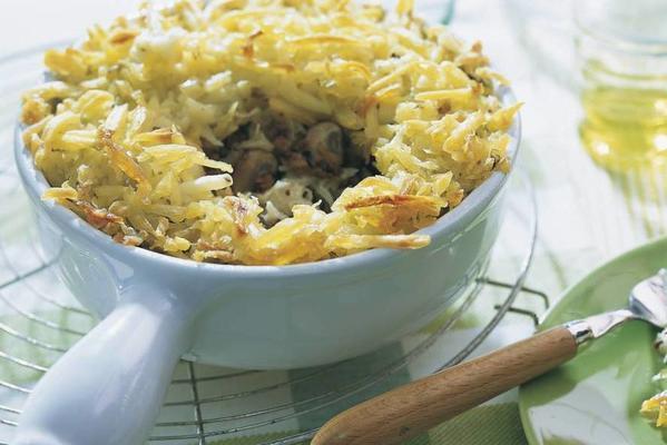 sauerkraut dish with röstideksel