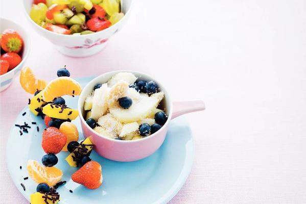 2x fruit salad