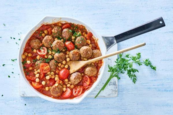 spanish meatballs al-andalus