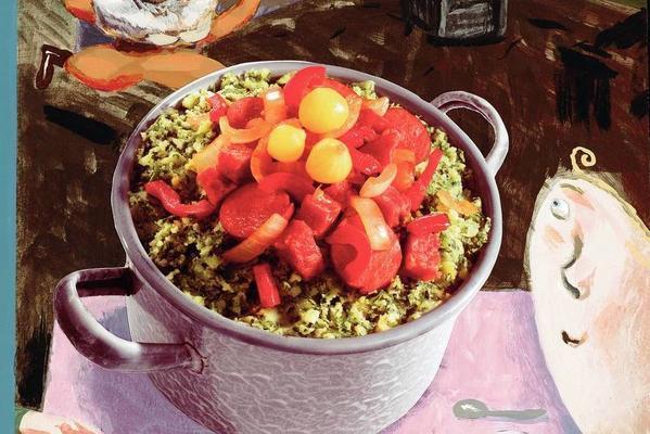 Spanish kale