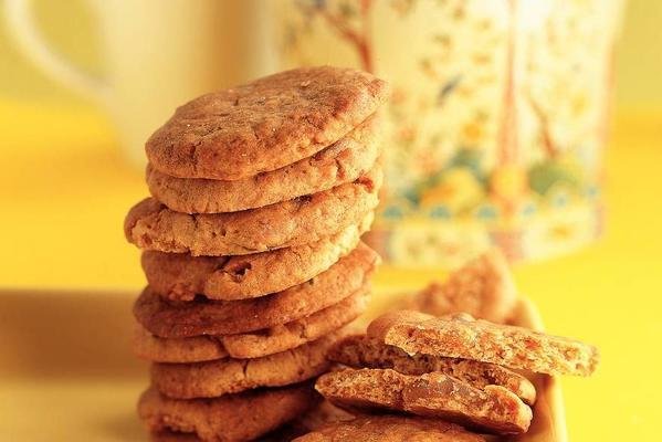 ginger snaps (crunchy ginger cookies)