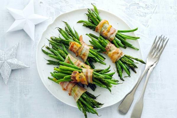 haricots verts-aspergerolletjes