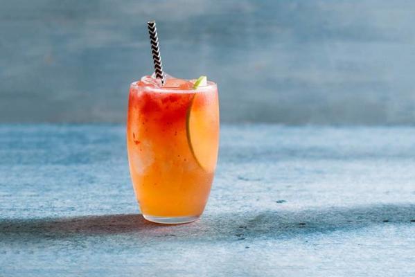 ginger strawberry delight