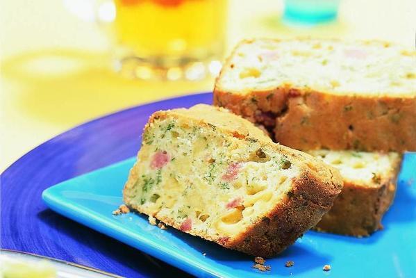 Berliner cheese souffle