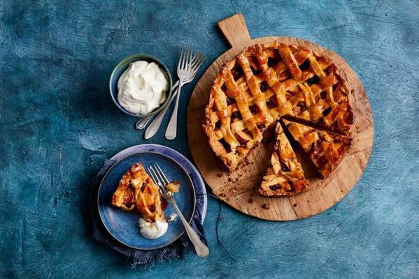 ragger apple pie bakes