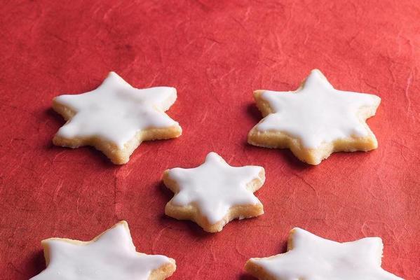 glazed (Christmas) cookies