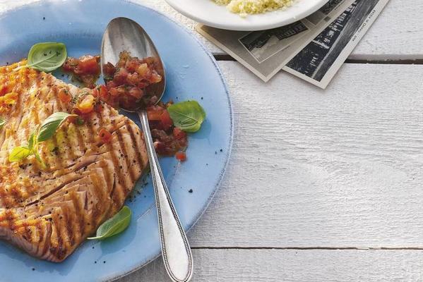 salmon exotique