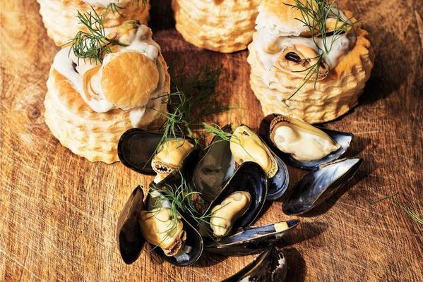 ragout of mussels