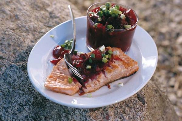 oriental plum salsa