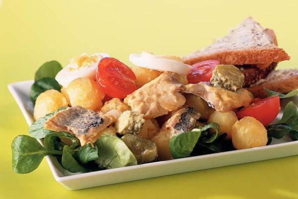 creamy herring-potato salad