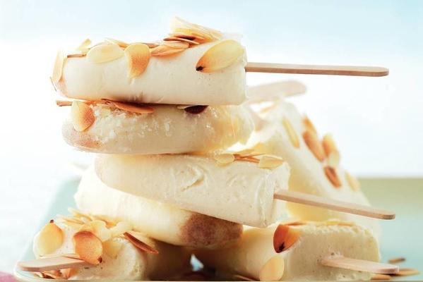 Indian ice cream with cardamom