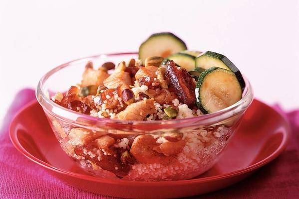 couscous with chicken and dates