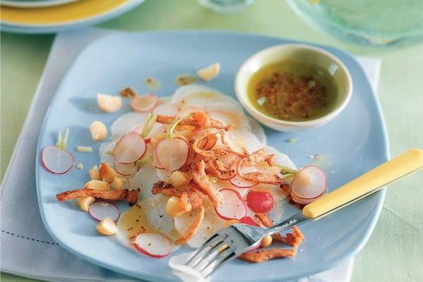 spicy rettich salad