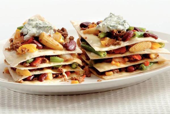 mexican tortilla points