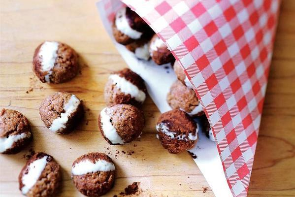 spice notes with white chocolate and cocoa