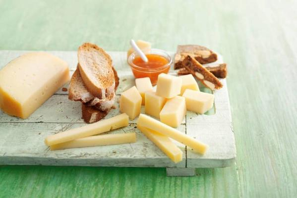 cheese board spicy cheeses
