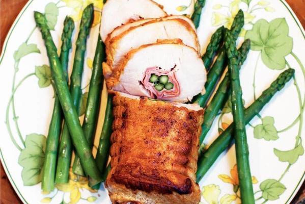 asparagus roll