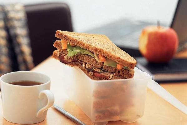 roast beef tuna sandwich