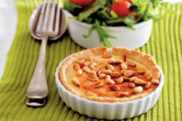 savory mascarpone pie
