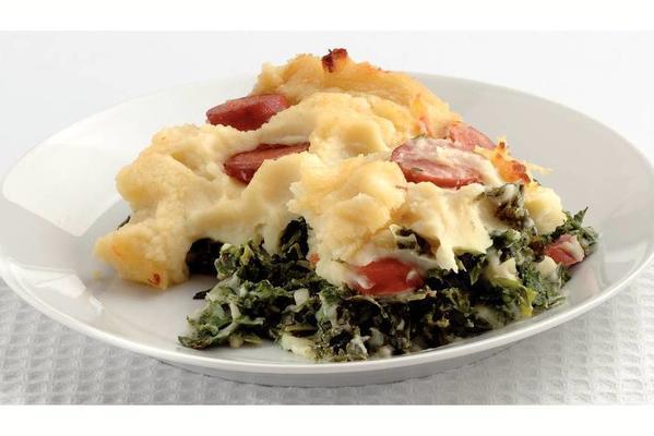 Casserole With Kale