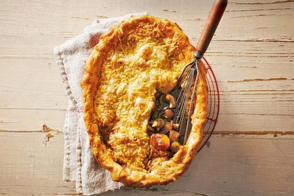 beef pie with guinness