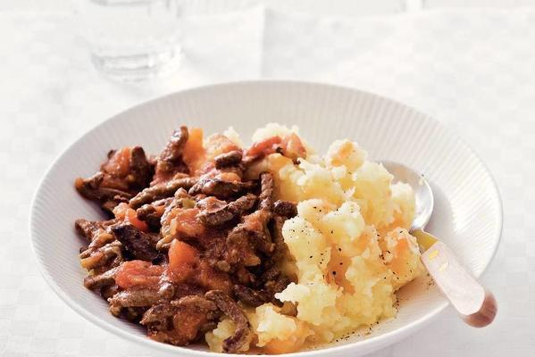 root stew and fast beef stew