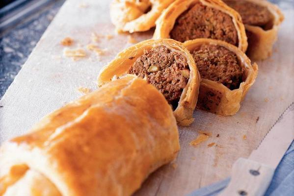 savory pastry step-by-step