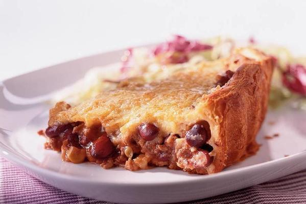 Mexican meatpie