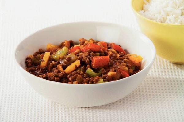 indian lentil curry