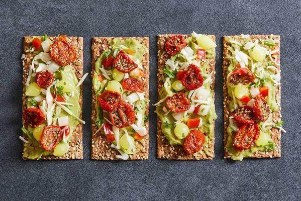 vegetable spell crackers