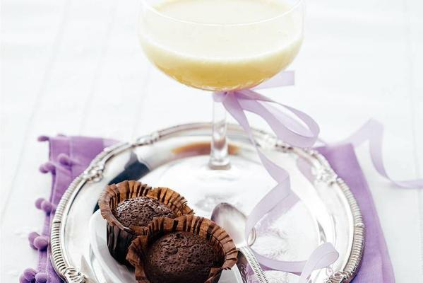 cognac honey yoghurt