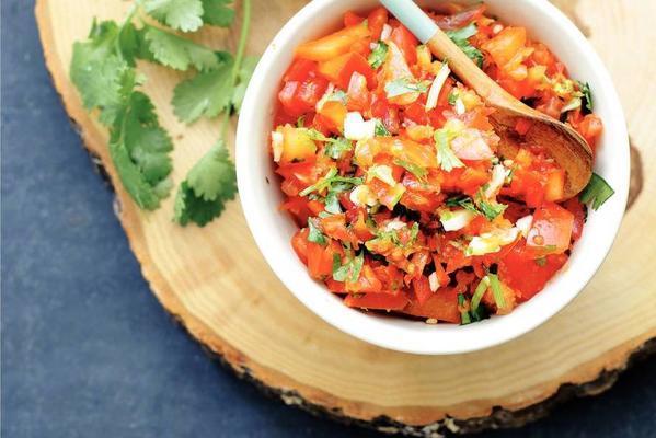 paprika tomato salsa