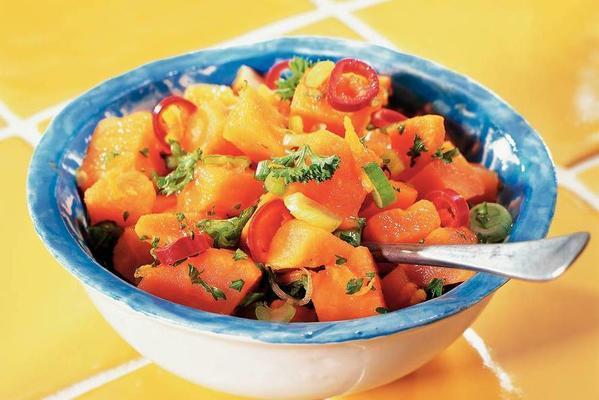 salsa of sweet potatoes