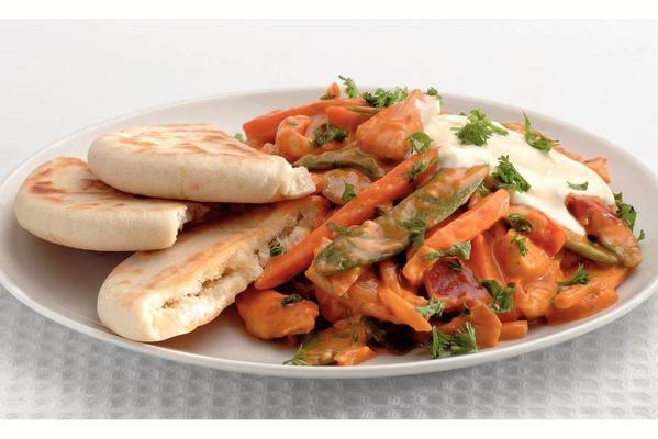 oriental chicken tandoori