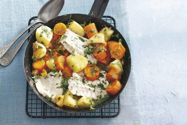potato root stew