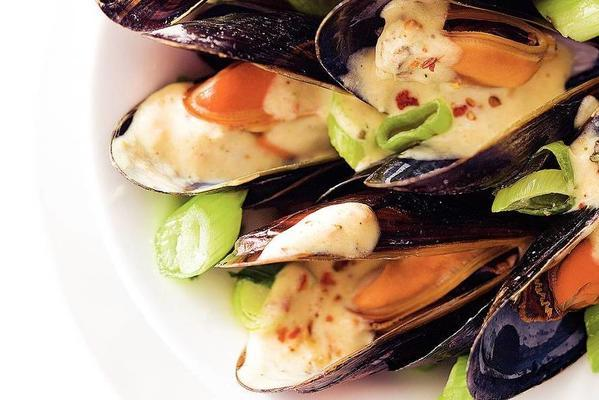 indian mussels