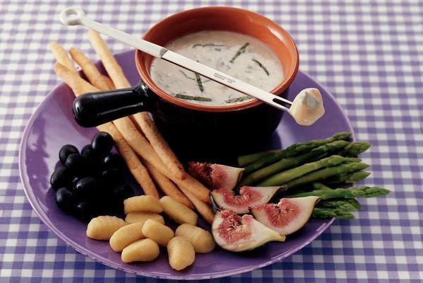 gorgonzolafondue with mascarpone