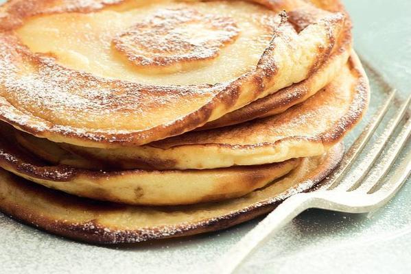 apple or pear pancakes