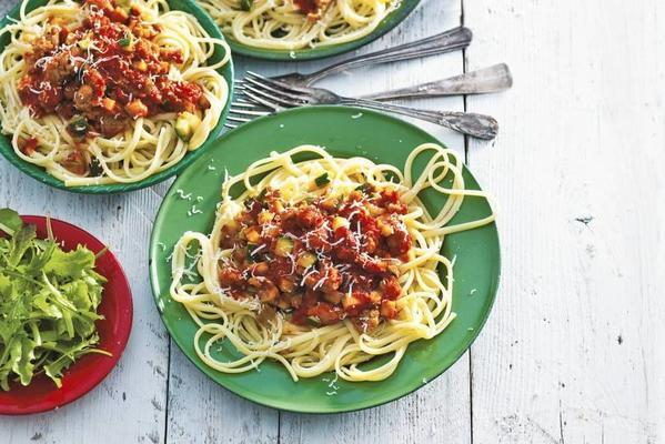 linguine with fennel