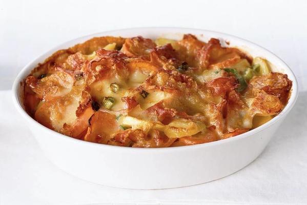 cheese potato dish